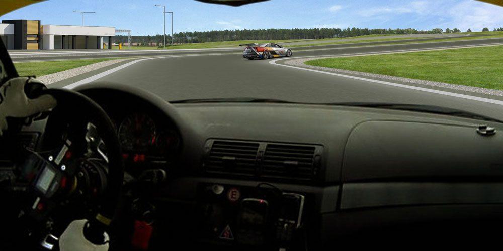 tor wyścigowy Poznań
